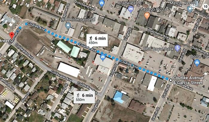 Kyla Lee and Paul Doroshenko own adjacent parking lots
