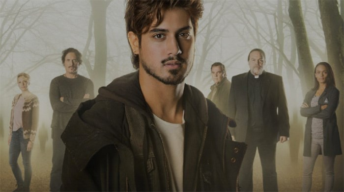 The Ghost Wars cast includes Avan Jogia, Vincent D'Onofrio ,Kim Coates, Meat Loaf, Kandyse McClure and Kristin Lehman.