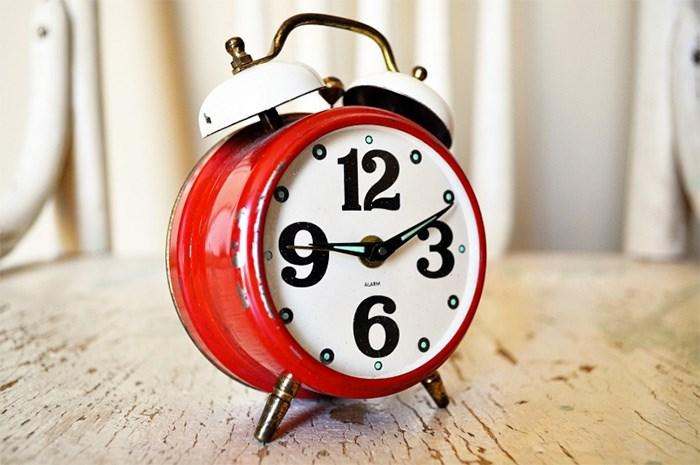 Clock/Shutterstock