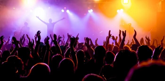 Live music/Shutterstock