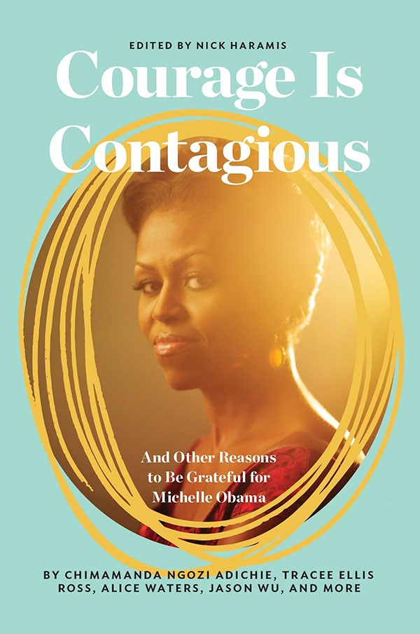 Courage Is Contagious edited by Nick Haramis