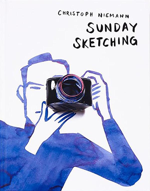 Sunday Sketching by Christoph Niemann