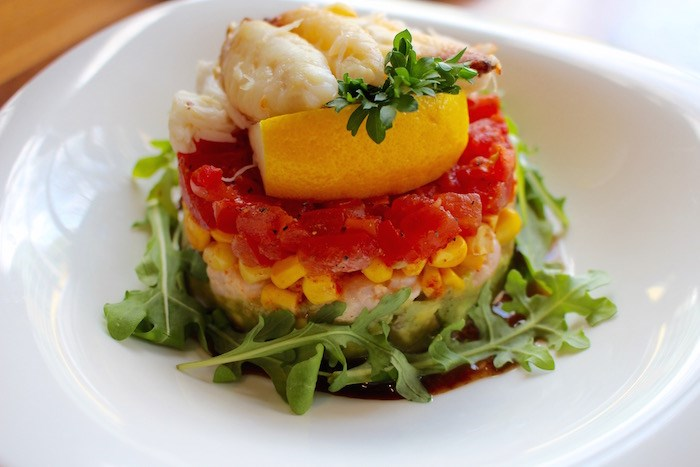 Seafood Salad (Lindsay William-Ross/Vancouver Is Awesome)