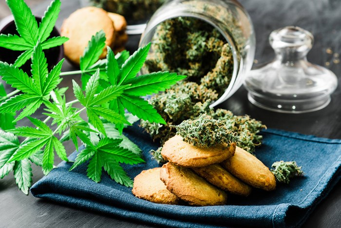 Cannabis edibles, which you may or may not know can lead to an overdose if you don't properly dose. Photo Shutterstock