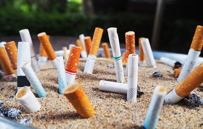 Cigarettes/Shutterstock