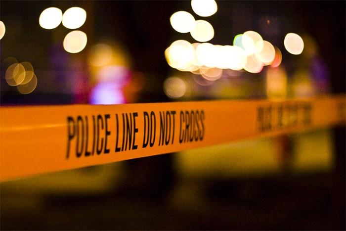 Police tape/Shutterstock