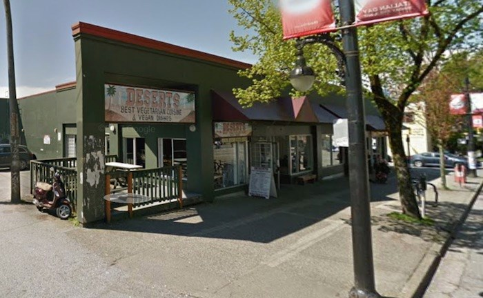 905 Commercial Drive/Google Street View