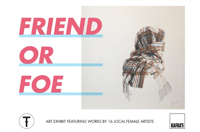Friend or Foe opens May 3rd and will be open during ROVE.