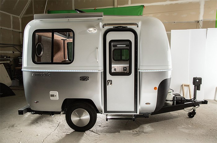 A B C Company Is Using Classic Boler Molds To Make This New Camping Trailer Vancouver Is Awesome