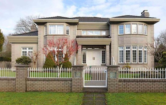 The sale of this six-bedroom, 1993-built home in Vancouver's toney Shaughnessy neighbourhood is set to raise hundreds of thousands for charity World Housing. Listing agent: Michelle Yu