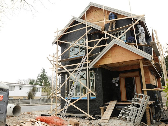 The City of Vancouver announced Tuesday a new pilot project for experienced homebuilder teams that will reduced permit processing times from between 28 and 38 weeks to six to eight weeks. Photo Dan Toulgoet