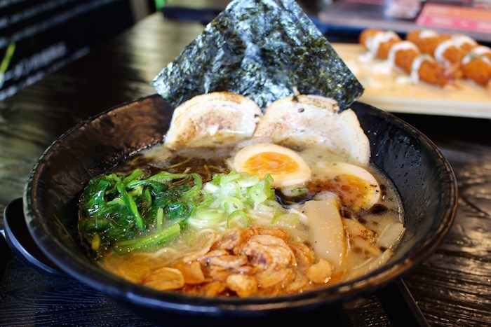 Black Garlic Ramen (Lindsay William-Ross/Vancouver Is Awesome)