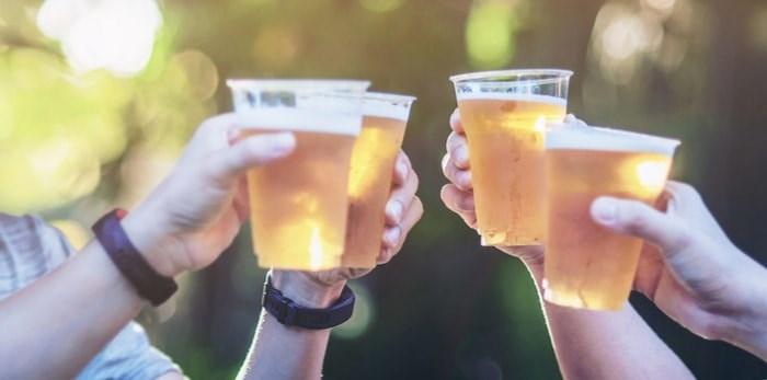 Beer garden/Shutterstock