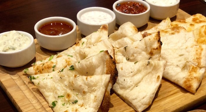 Naan and kulcha (Lindsay William-Ross/Vancouver Is Awesome)