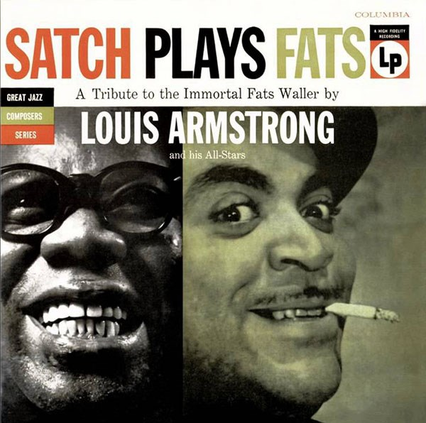 Satch Plays Fats by Louis Armstrong