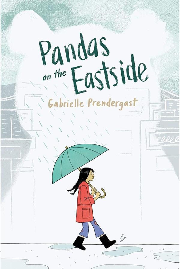 Pandas on the Eastside by Gabrielle Prendergast