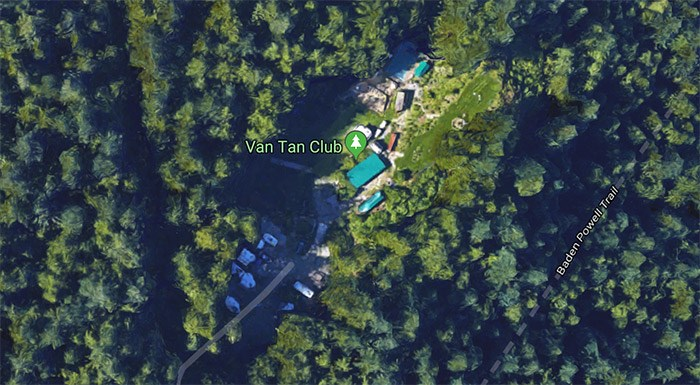 VanTan is conveniently tucked away on the North Shore