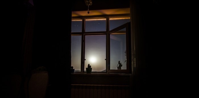 Window at night/Shutterstock