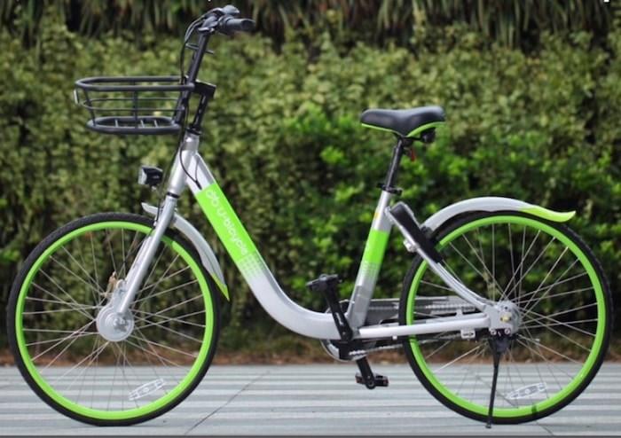 Photo via U-Bicycle