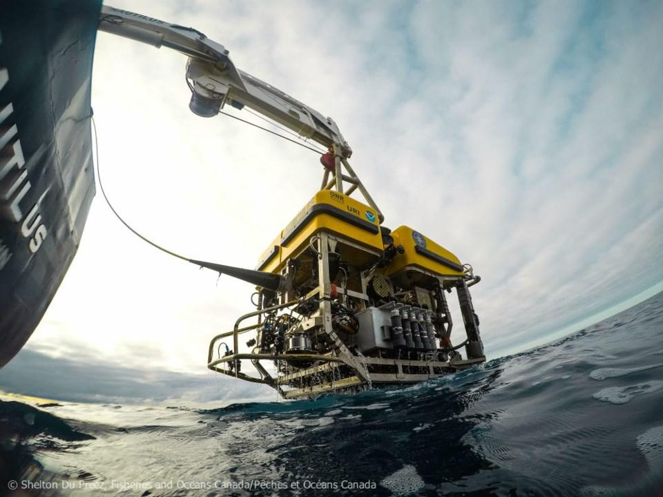 Shelton Du Preez, Fisheries and Oceans Canada.