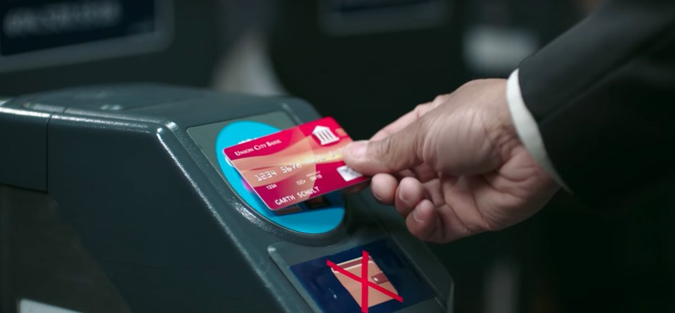 Photo TransLink commercial