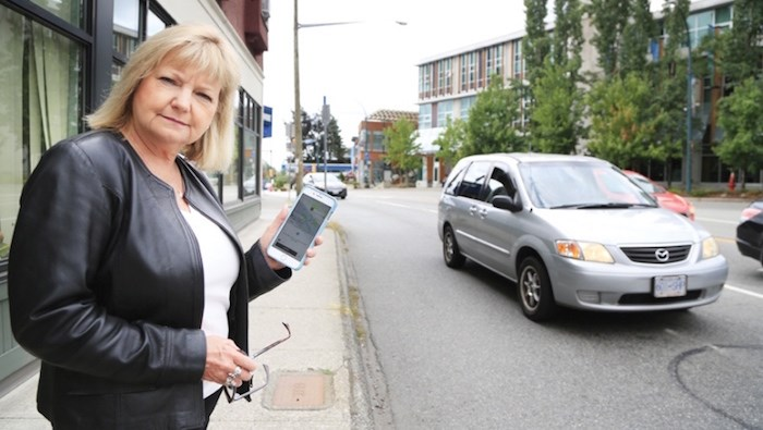 North Vancouver Seymour MLA Jane Thornthwaite says it's frustrating that it's taking so long to allow ride hailing in B.C. photo Lisa King, North Shore News
