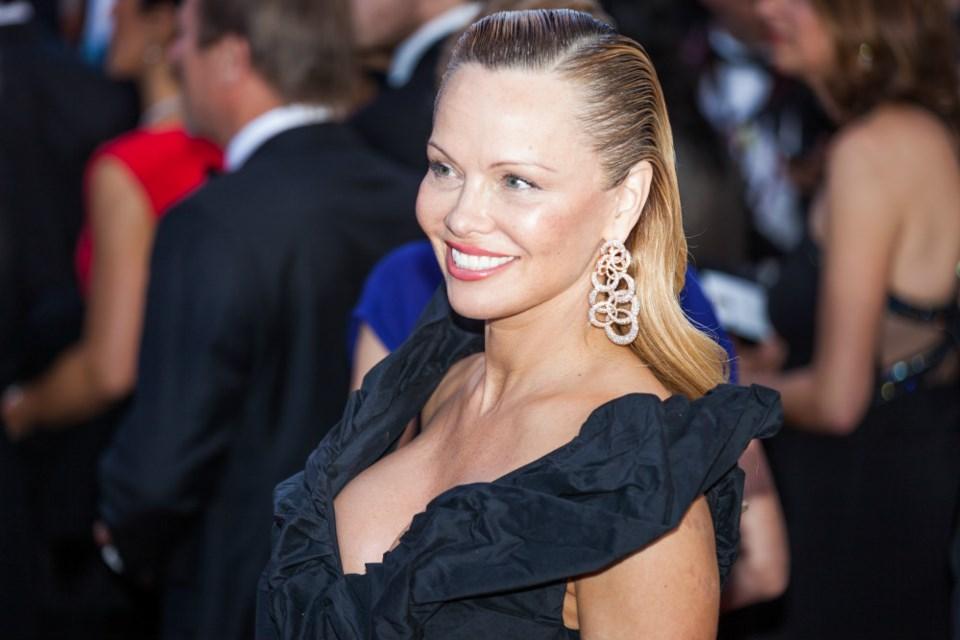 Shutterstock Pamela Anderson