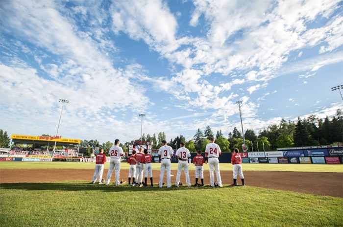 Photo: Vancouver Canadians
