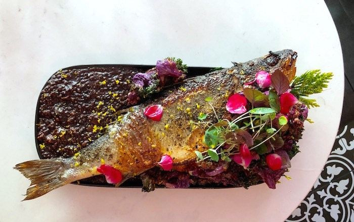 El Branzino (Lindsay William-Ross/Vancouver Is Awesome)