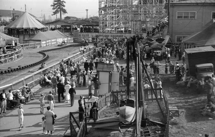 Midway, 1936 (Vancouver Archives)