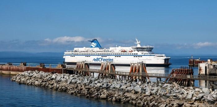 BC Ferries in Tsawwassen (Volodymyr Kyrylyuk / Shutterstock.com)