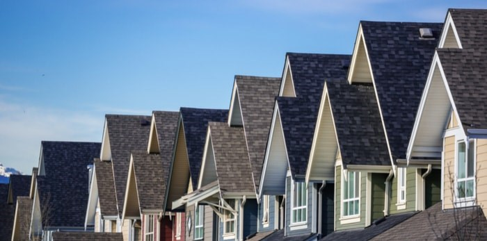 Townhouses in Vancouver/Shutterstock