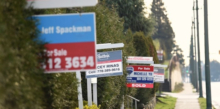 Home sales in B.C. are predicted to recover significantly in 2020, according to a November 6 B.C. Real Estate Association forecast. Photo by Dan Toulgoet