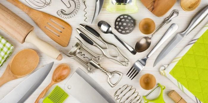 Kitchen tools/Shutterstock