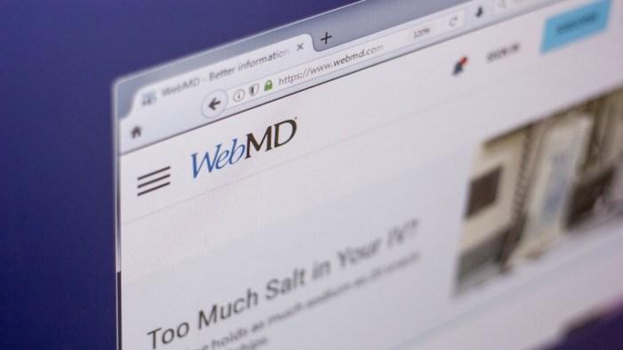 Online medical advice/Shutterstock