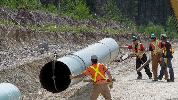 Trans Mountain pipeline expansion | Kinder Morgan