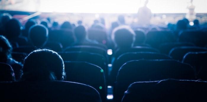 Movie theatre/Shutterstock