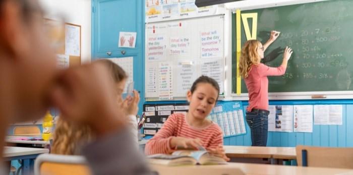 Classroom/Shutterstock