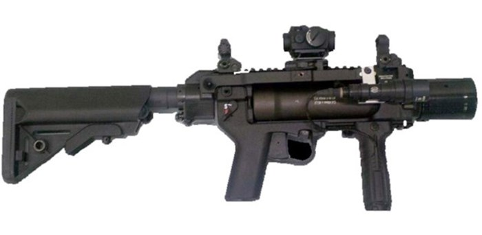 Extended range impact weapons