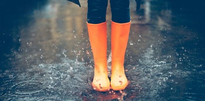 Photo: Rain boots/Shutterstock