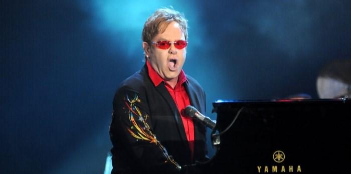 Elton John in concert in 2011 (A.RICARDO / Shutterstock.com_