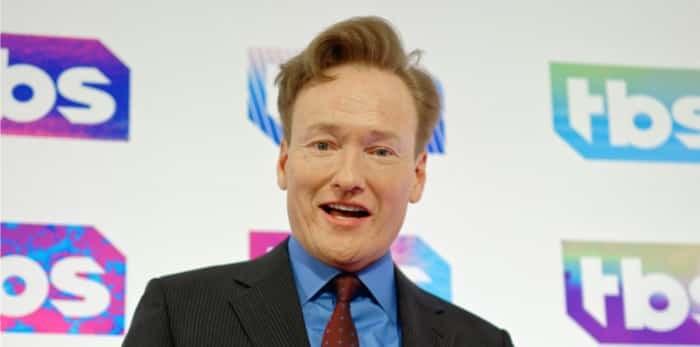 Photo: Conan O'Brien TBS / Shutterstock