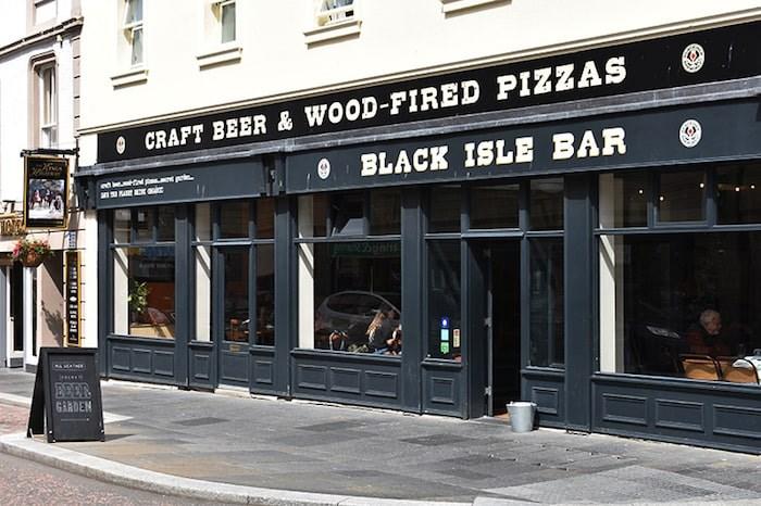Black Isle Bar (Rob Mangelsdorf/The Growler)