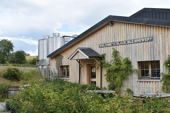 Black Isle Brewery (Rob Mangelsdorf/The Growler)