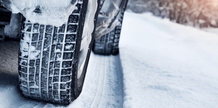 Photo: Winter tires / Shutterstock