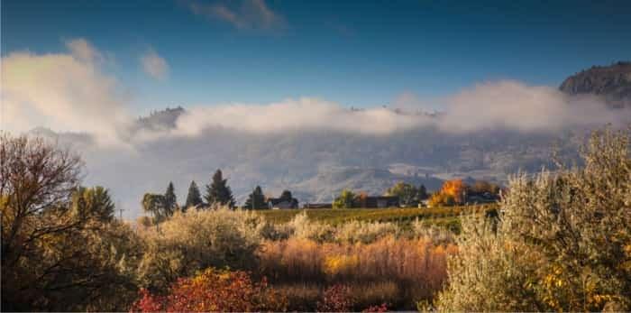 Photo: fall in Osoyoos / Shutterstock