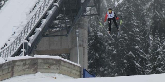 Whistler, B.C. was to have hosted events like ski jumping (Pique file photo/Dan Falloon)
