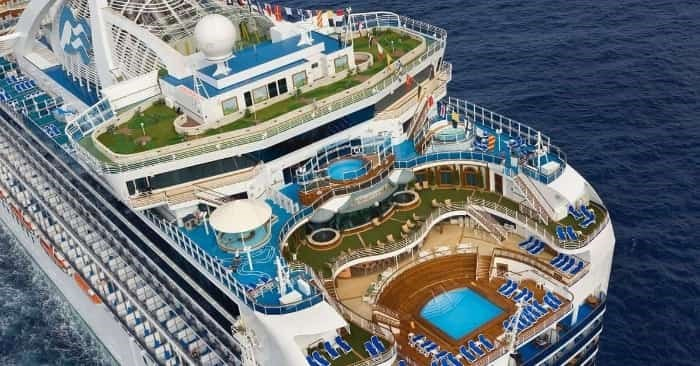 Photo: Princess Cruises / Facebook
