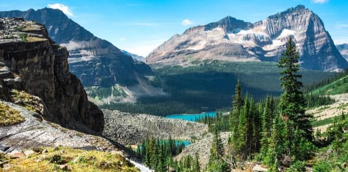 Yoho National Park in B.C./Shutterstock