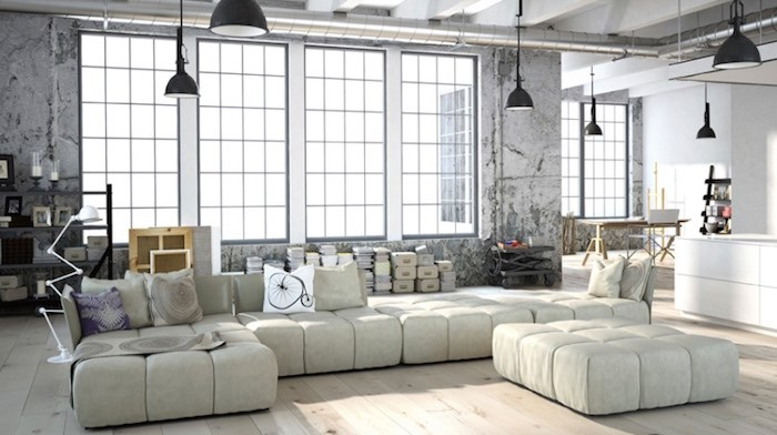 Across Canada, builders are seeing more demand for loft spaces that easily convert from home to work space, according to a report by Shupilov.com